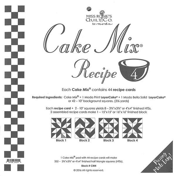 Cake Mix nr4