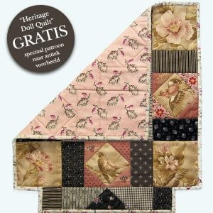 Heritage Doll Quilt
